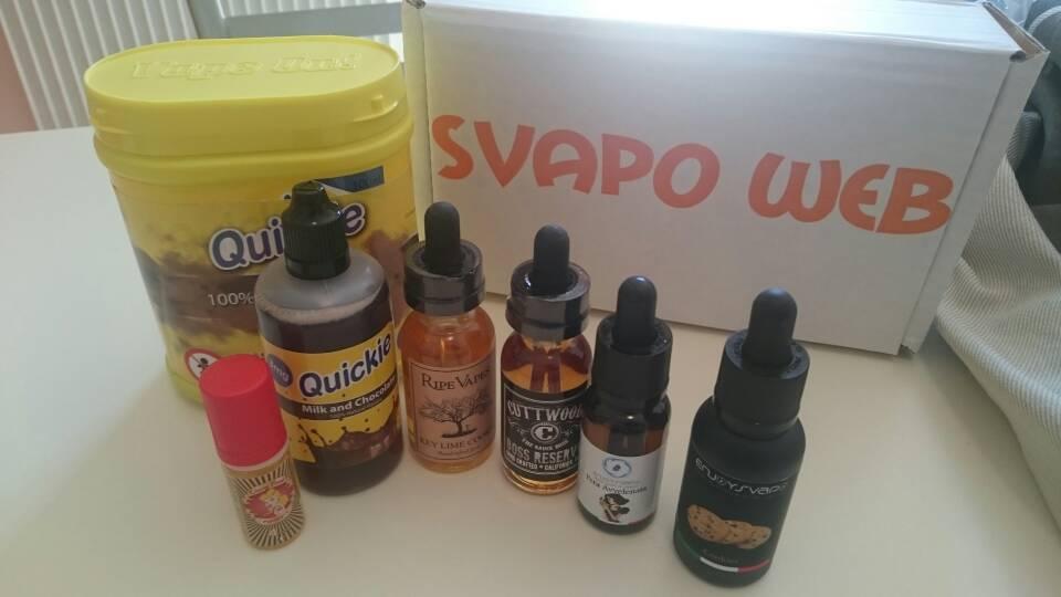 Sigarette elettroniche: vendita online su svapoweb