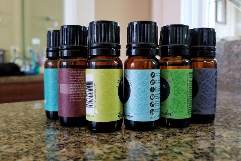 profumare casa con oli essenziali