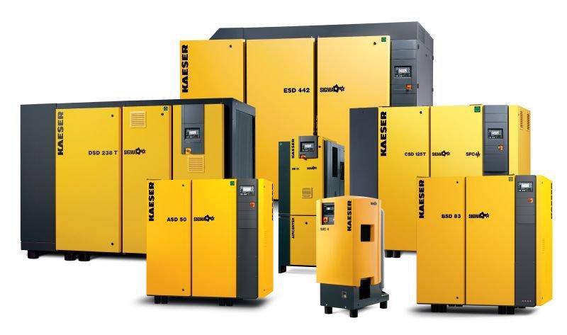 compressori industriali mattei